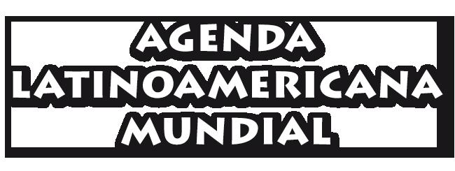 Agenda latinoamericana mundial - logo